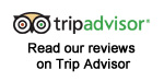 Read our reviews on Trip Advisor